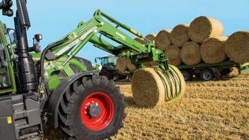 Plus de connectivité pour accroître l'efficience des tracteurs
