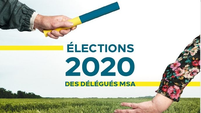 Elections MSA: jusqu'au 19 novembre pour être candidat