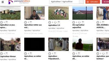 11 vidéos pour faire connaître lemétier d'agriculteur