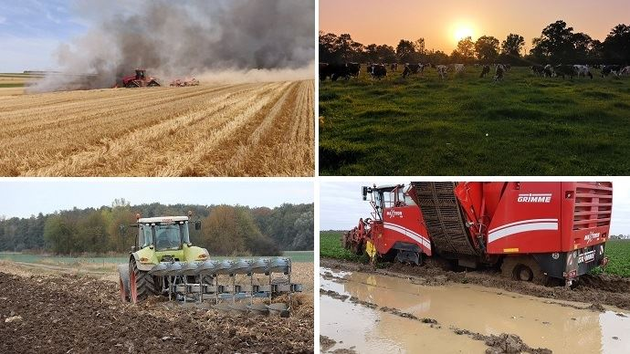 Météo et agriculture en 2019