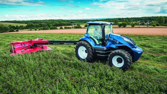 Methane Power de New Holland