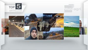 Pierre, Erwan et Guillaume, leurstémoignages font le buzz sur Web-agri