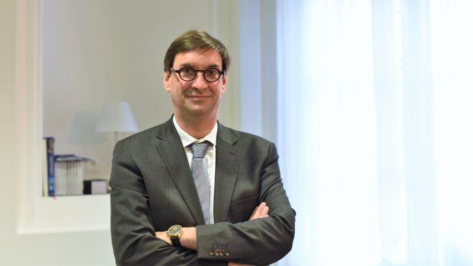 Sébastien Windsor a été élu président de l'APCA le 29 janvier 2020
