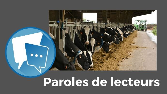 paroles de lecteurs web agri melangeuse compare a ration a base d herbe