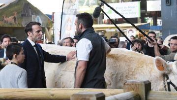 Sans annonces, Macron maintient le cap d'une «transition historique»