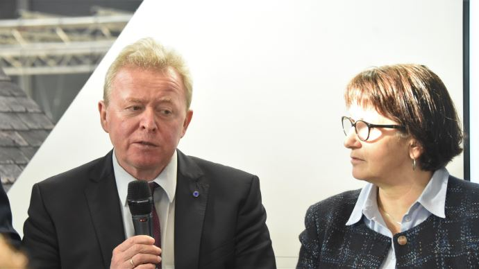 Le commissaire européen à l'agriculture, Janusz Wojciechowski