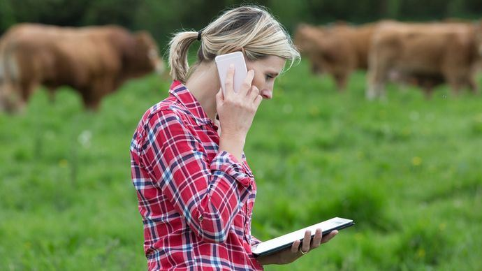 femmes en agriculture bio