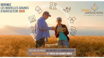 Serez-vous l'une des «graines d'agriculteurs» 2020?