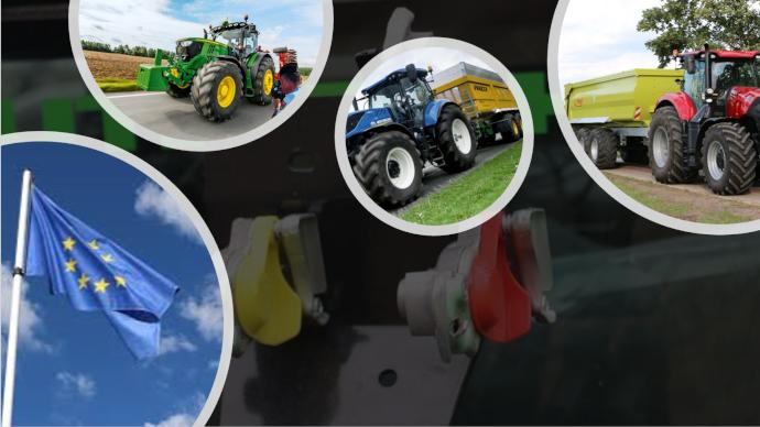 Réglementation européenne en matière de matériel agricole