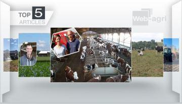 Lestémoignages d'éleveurs plébiscités par les lecteurs cette semaine