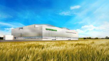 25 millions d'euros pour une quatrième usine dédiée aux presses Impress