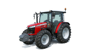 Massey Ferguson 4700M: trois modèles et leur transmission Dyna-2