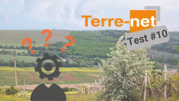 Terre-net Test #10