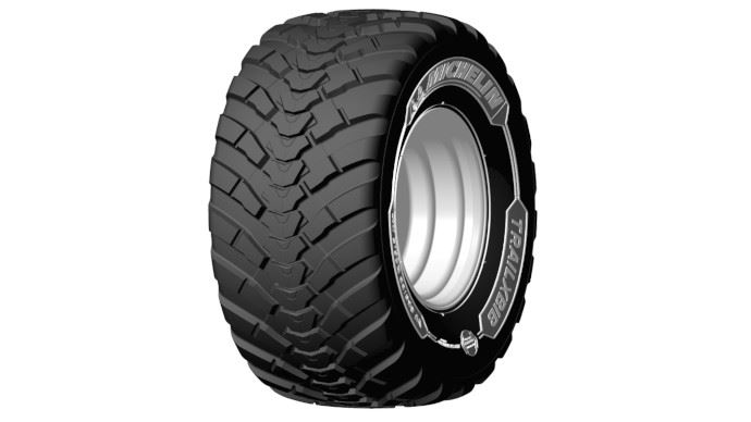 Pneumatique Michelin TrailXBib