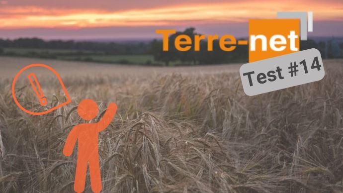 Terre-net Test #14