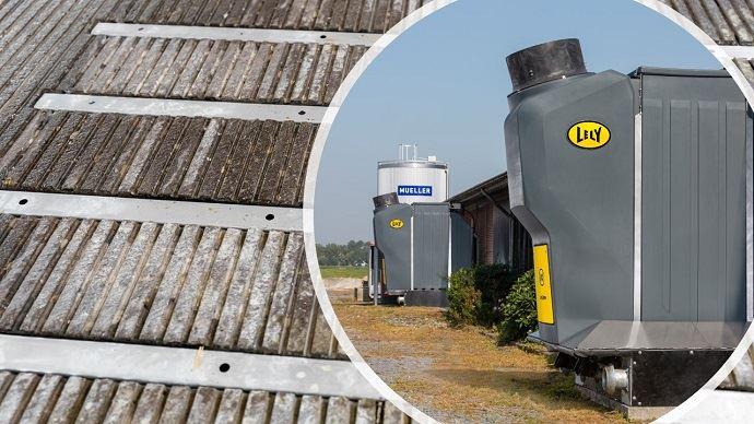 Lely Sphere: la valorisation des engrais de ferme et la diminution des émissions d'ammoniac