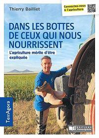 couverture du livre de thierry bailliet dans les bottes de ceux qui nous nourrissent