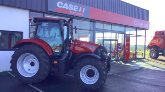 Concession Cloué Case IH