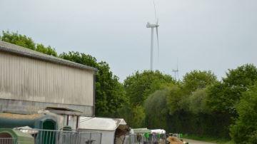 Éoliennes de Nozay: la suspension du parc préconisée après des nuisances