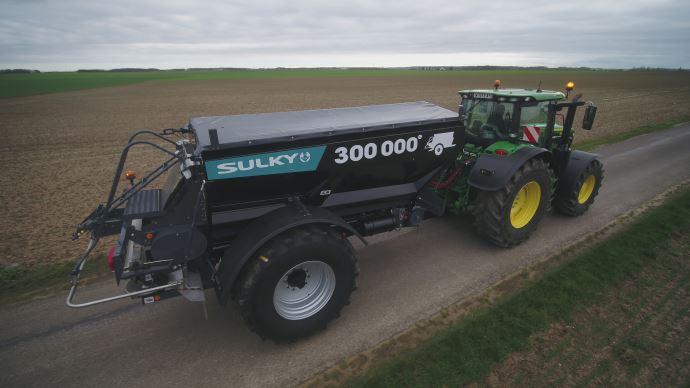Sulky XT130 Black Edition