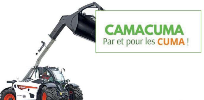 Créée et pensée par les Cuma, la plateforme d'achat groupés de matériel agricole CamaCuma casse les prix au bénéfice des agriculteurs.