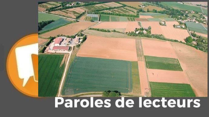 paroles de lecteurs terre net etat des sols agricoles francais