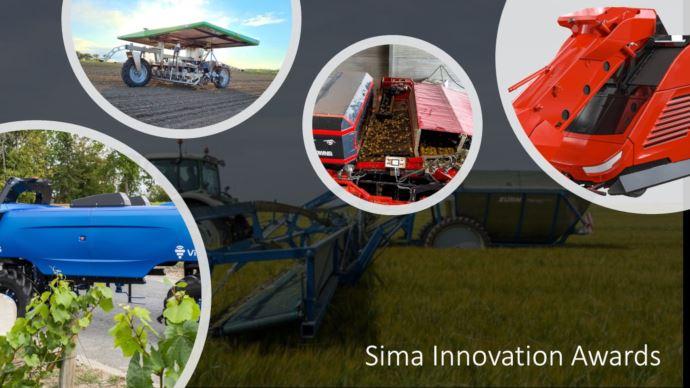 Palmarès Sima Innovation Awards