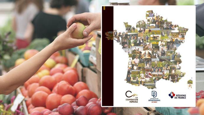 La Coopération agricole, les départements de France et Régions de France ont présenté le 26 mai 12 propositions pour