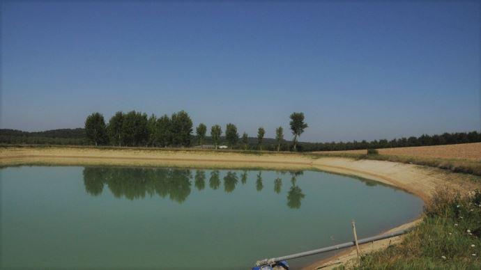 Le chantier 2 du Varenne de l'eau a lancé ses travaux le 9 juillet.