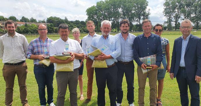 Gagnants des trophées des agriculteurs multiplicateurs