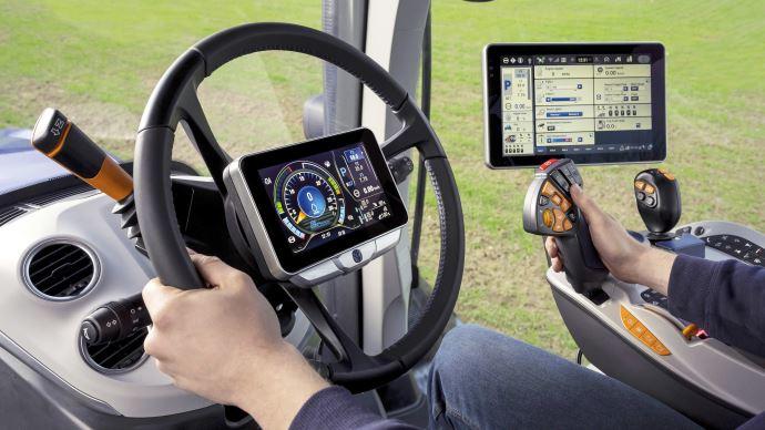 New Holland T7 HD nouvelle génération