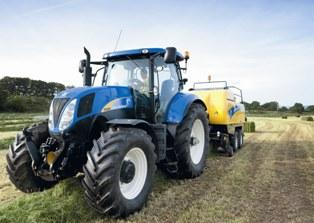 Focus sur le T6090 de New Holland