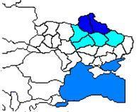 Intensification du froid en Europe de l'Est
