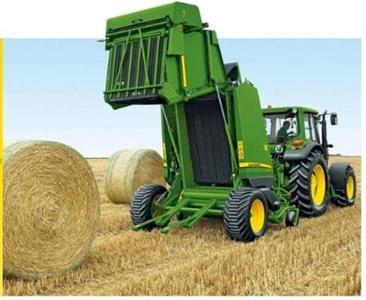 John Deere : système de communication Isobus pour l'automatisation des chantiers de récolte
