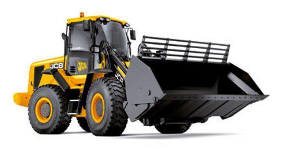 Agro chargeuse Jcb 436 agri : le débit de chantier en toute sécurité !