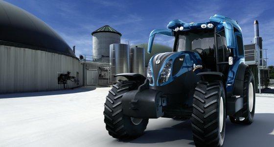 Une deuxième génération du tracteur à hydrogène NH2 !