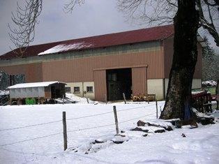 Risque de neige et verglas mardi matin sur l'Est et un Noël sec et frais