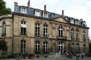 Hôtel de Villeroy, 78 rue de Varennes à Paris, siège du ministère del'Agriculture.