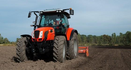 Renouveau de la génétique Same avec le lancement des tracteurs Virtus