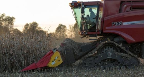 Bruno Poupart, agriculteur : « Chenilles obligatoires ! »