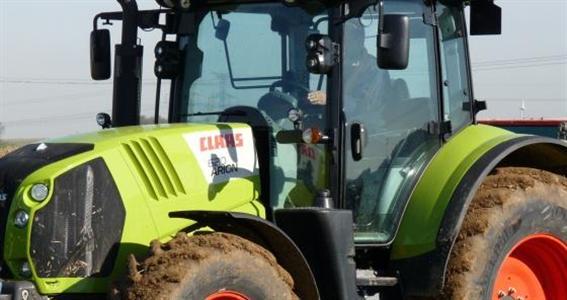 Thierry Panadero (Claas) : « Numéro 1 du tracteur en France ! »