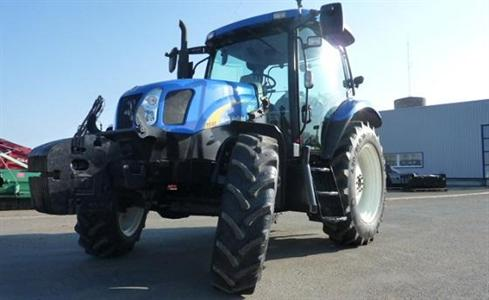 New Holland TS100A Electro Command, idéal au chargeur
