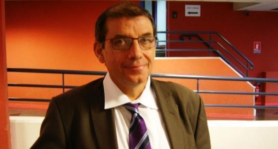 Gérard Tubery, vice président d'Orama