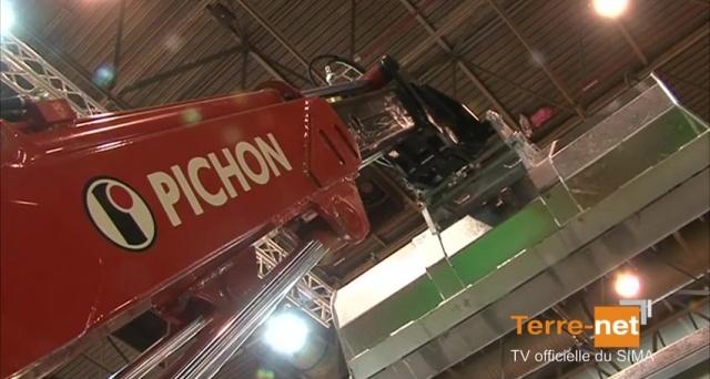 Pichon complète son offre manutention en attaquant le marché du télescopique