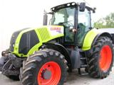 Claas Axion 820