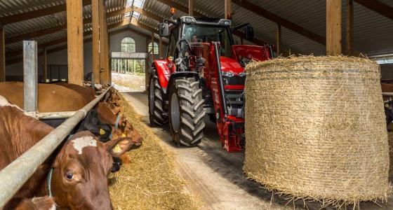 Prenez le volant sur votre exploitation d'un des derniers tracteurs du marché