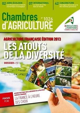 La Revue Chambres d'agriculture : « Pac, la France à l'heure des choix »