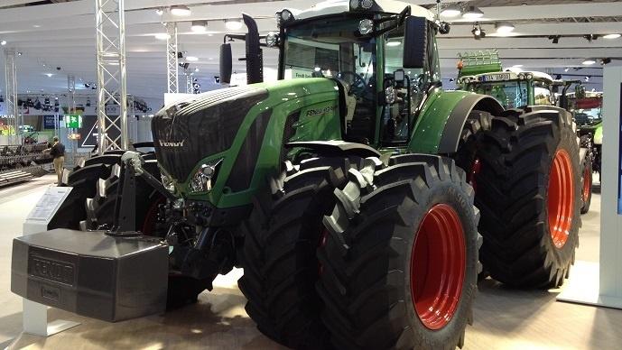 Le 1000 Vario est-il présent sur Agritechnica ?