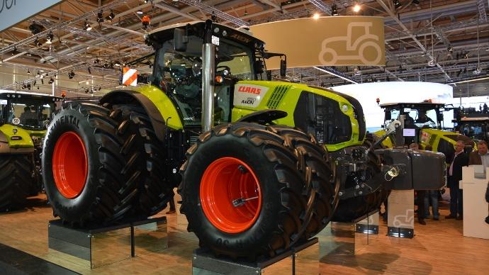 Le case ih quadtrac 620 machine of the year 2014 - Cars et les tracteurs ...