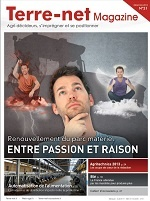 Couverture Terre-net Magazine n°31